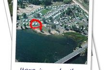 RV Parks we have stayed in. / by Jim McAllister