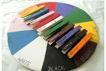 PreK Color Activities / by Erin Carraher