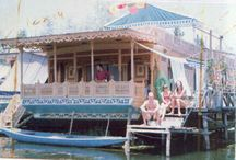 House Boats of the Kashmir / by Donna