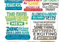 Quotes and sayings / by Emma Tyrrell
