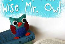Owls / by Ann Smith