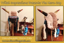 Handmade Headdresses / by Tribal Impressions