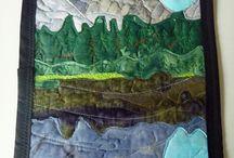 Art Quilts / by Janice DeBacker Leung