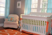 nursery ideas / by Lisa Wissbrod
