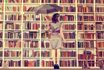 Bookish / Anything and everything libraries, reading, and books! / by Rebecca Dunn