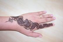 Body art / henna and tattoos / by ** Cheryl **