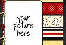 Digital Scrapbooking / by Paula Brown