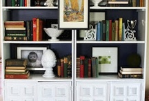 Books & Nooks / by Kelly Rogers Interiors