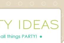 Party Ideas / by Olivia Walker