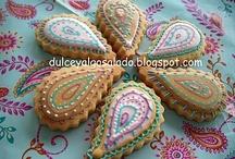 Cookies / by Olivia Areli Güitrón Ramos