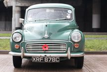 Morris Minor 1000 in Green / Morris Minor 1000 in Green  at the David Manners Group http://www.jagspares.co.uk/Morris/company.asp / by David Manners Group