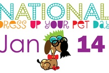 Dress Up Your Pet Day / by Swagbucks Official