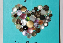 button it...! / by Anne Bradley