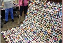 Scrappy Quilts! / by Bonnie K Hunter