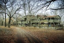 Lost Places / Places, Buildings & Objects that have been lost over time or abandoned. / by hillkat