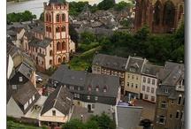 GERMAN TOWNS / by N. Draper