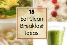 Eating clean  / by Katie Moore