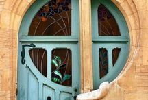 Art Nouveau / by Kirsten McKinney