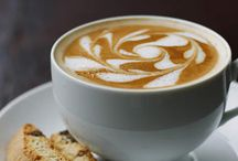 Coffee Love / by Megan Vickers (Embrace The Crazy blog)
