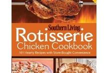 Rotisserie Chicken Recipes / by Juanita Solley