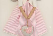 dolls / animals / toys / by Bia Thedim
