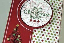 Christmas cards. / by Rebecca Garrett