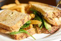 |Sandwiches||Wraps| / by Momoko Lee