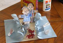 Preschool Church Ideas / by Michelle C