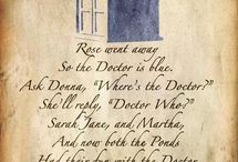 Whovian / by Amy Copeland