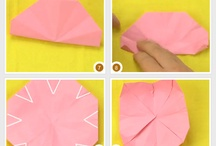 DIY - origami / paper / by Marta P