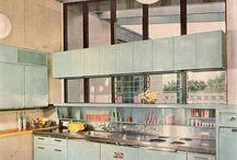 Mid-Century Modern Home design / by Benjamin Hohman