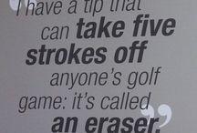 Golf / by Scott Blu Butterfield