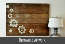 DIY wall or plaques / by Charlotte Kimball