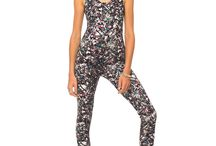 Motel Unitard Playsuit in Squashed Rubber Print / Motel Unitard Playsuit in Squashed Rubber Print / by Motel Rocks