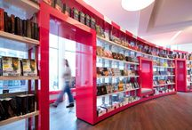 Library Design Ideas / by Mary Coleman