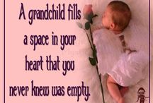 Grandbaby love!!! / I used to make fun of people like me; however, I now understand what all the fuss is about.  They call them grand for a reason !!!!! / by Ronna Harness-Barber