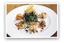 Cuisine in the Wilderness / The Cookhouse, a rustic retreat with gourmet flavour. / by Clayoquot Wilderness Resort