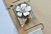 Scrapbook: embellies / by Inge Geboers