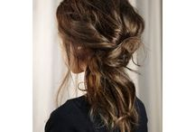 Hair / by Allison Minor
