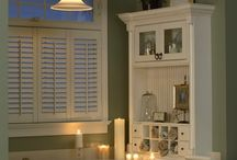 Master bathroom remodel / by Jillian Dunn
