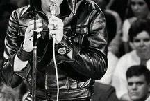 Elvis Presley  / by Jessica Taliercio