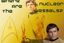 Star Trek / by Stephan Smith