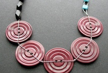 Button Jewelry / Buttons and sewing notions made into jewelry / by Mary Nibert