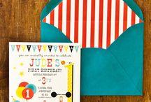 Birthday party ideas / by Elizabeth Holcombe