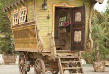 Gypsy Wagons / by Dani Rosenthal