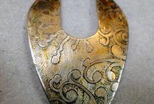 Metalwork Jewelry / by Jewelry Tutorial HQ