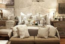 Style : Country Rustic + Vintage Elegance =  My New Chic Home! / by E's Southern Pass Rustic Barn Wedding Venue & Event Center