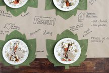Thanksgiving / by Jennifer Robison Eckert