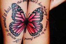 foot tattoo / by Cecilia Hamilton
