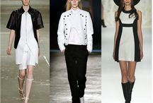 Spring '13 Trend: Black & White / by ChiCityFashion